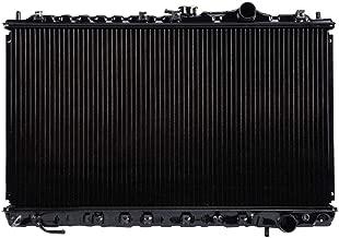 VIOJI Automatic Al/Plastic Radiator For 86-94 Nissan D21 3.0L 86-94 Nissan D21 2.4L 87-95 Nissan Pathfinder 3.0L 87-87 Nissan Pathfinder 2.4L 95-95 Nissan Pickup 3.0L 95-97 Nissan Pickup 2.4L