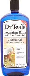 Best dr teal's foaming bath coconut oil Reviews