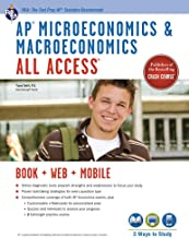 AP® Micro/Macroeconomics All Access Book + Online + Mobile (Advanced Placement (AP) All Access)