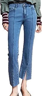 Women Juniors Denim Shaping Skinny Jeans,Distressed Slim Fit Stretchy Ankle Pants Leggings