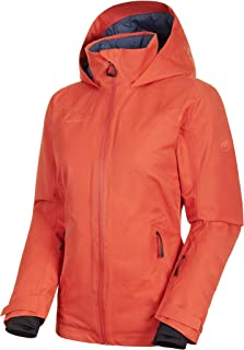 Mammut Scalottas Women's Lined Hardshell Jacket with Hood, Womens, 1010-27180
