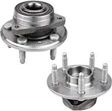 Bodeman - 2PC Front Wheel Hub Bearing Assembly for 2010-2016 Chevy Equinox/ 2010-2016 GMC Terrain/ 2014-2016 Cadillac CTS AWD