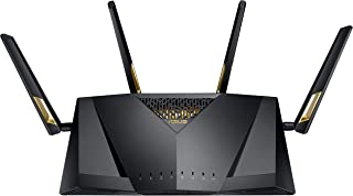 Asus Rt-Ax88U Quad-Core Wireless 802.11Ax Dual Band Wifi Adaptive Qos Ax6000 Router