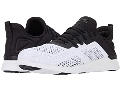Athletic Propulsion Labs (APL) Techloom Tracer (White/Black/Black) Men
