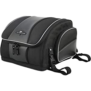 Nelson Rigg NR-210 Route 1 Day Trip Backrest Rack Bag