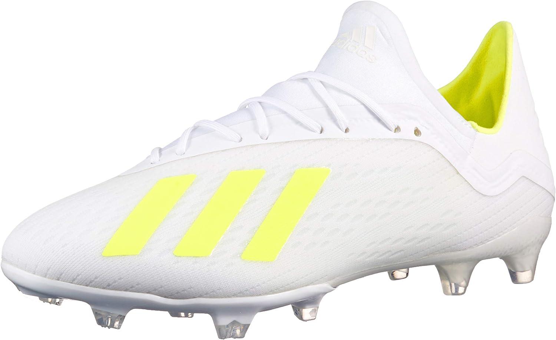 Adidas Herren X X X 18.2 Fg Fußballschuhe Blau Marine Gelb Fluo schwarz B07LG26P3P  Haltbar f9112b
