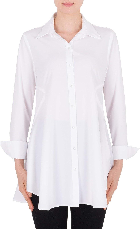 Joseph Ribkoff Women's Top Style 191434 White