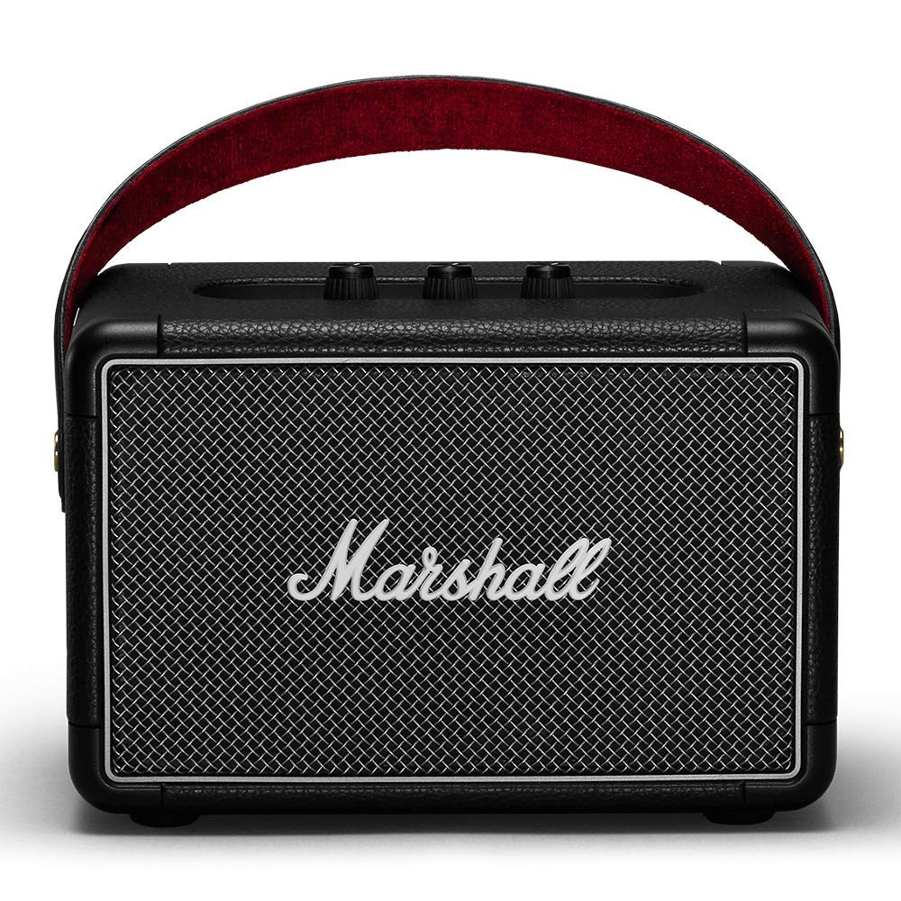 [NEW] 마샬 킬번 II 포터블 블루투스 스피커 블랙 Marshall Kilburn II Portable Bluetooth Speaker, Black