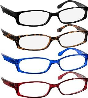 women's reading glasses funky