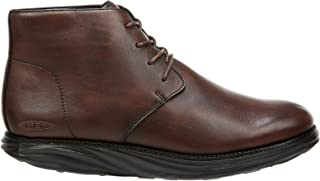 MBT Shoes Men's Cambridge Mid Cut Boots Leather lace-up
