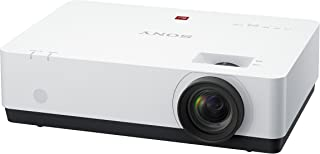 Sony VPLEW578 4,300 lumens WXGA high Brightness Compact Projector with HDBaseT