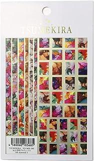 TSUMEKIRA Misaki Produce 1 Ink material 2 nail stickers gel art nail art design japan Product