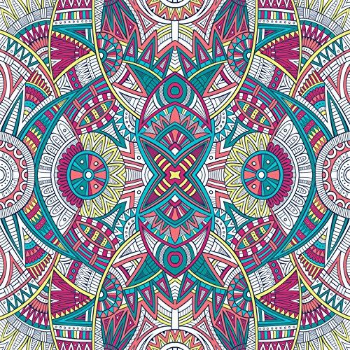 Graffy 8.41249E+12 Toalla Pareo Doble De Playa, Multicolor, 150 x 150 cm