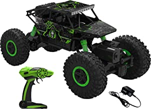 ARHA IINTERNATIONAL 1:18 Rechargeable 4Wd 2.4GHz Rock Crawler Off Road R/C Car Monster Truck Kids Toys | Remote Control Cars For Kids (Random Colour)
