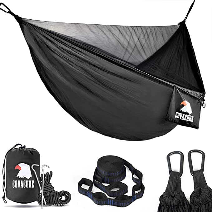 Covacure Camping Hammock - Most Flexible & Reliable