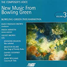 Tuba Concerto: New Music from Bowling Green Phil