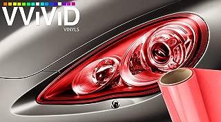 VViViD Air-Tint Headlight/Tail Light Window Tint (12