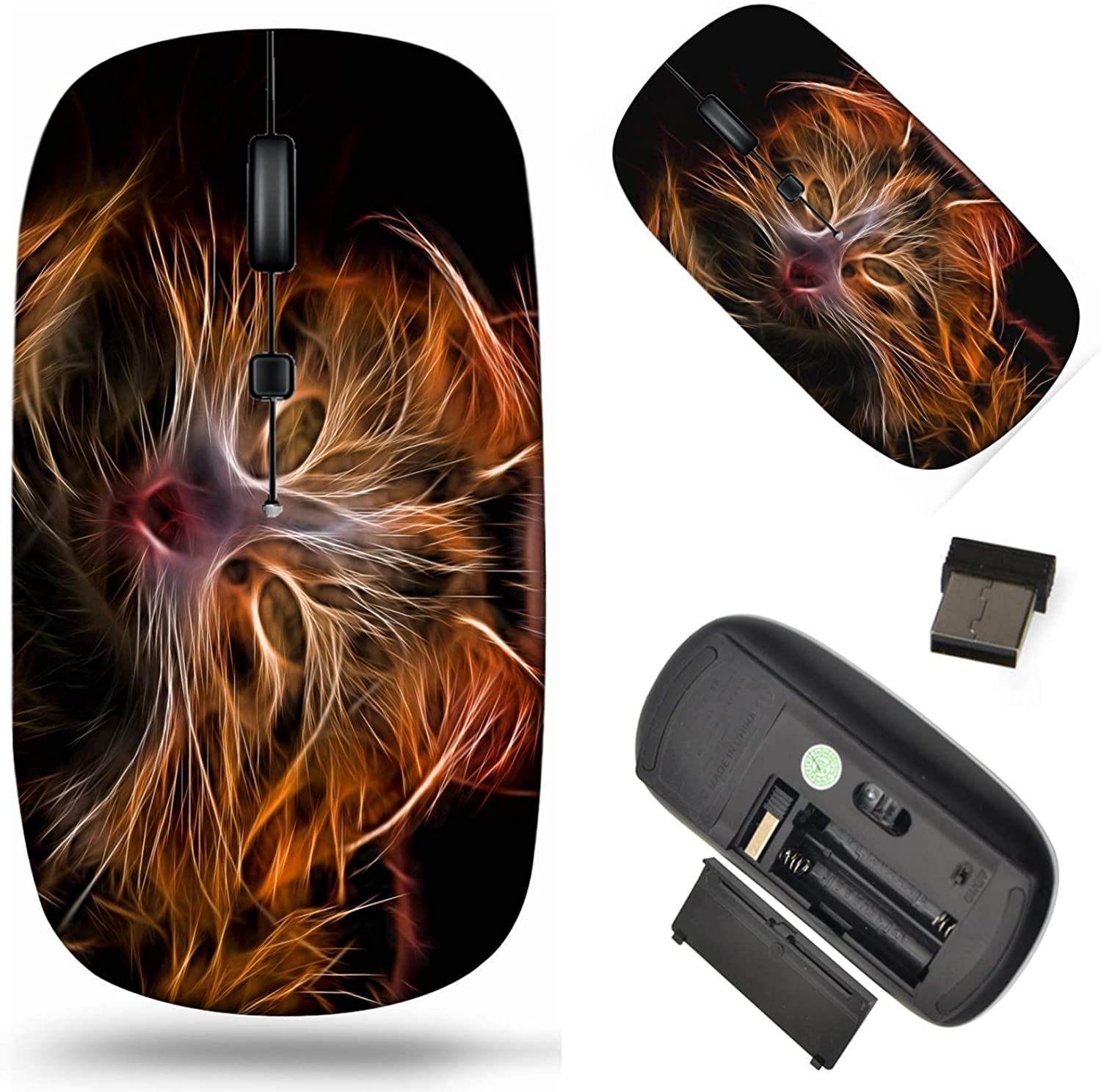 Wireless Computer Mouse Max 61% OFF 2.4G with Laptop Receiver Cor USB Max 68% OFF