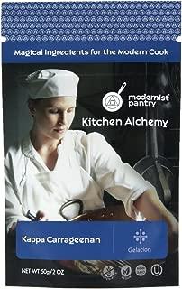 Pure Kappa Carrageenan (Molecular Gastronomy) ⊘ Non-GMO ☮ Vegan ✡ OU Kosher Certified - 50g/2oz