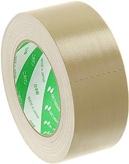 ニチバン 布テープ 50mm×25m巻 102N7-50 黄土