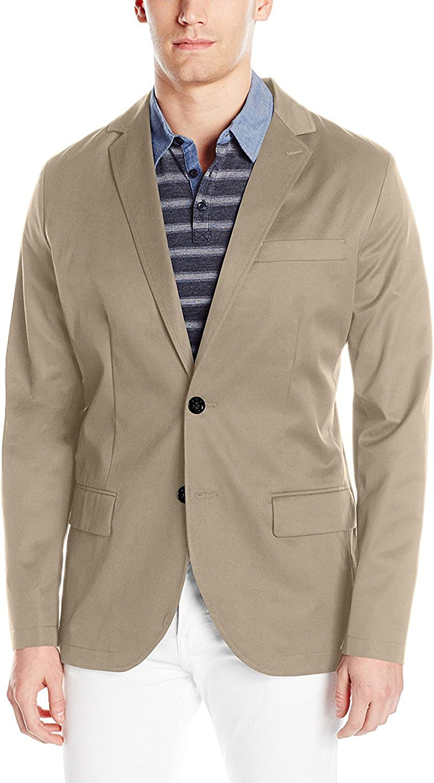 Nautica Cheap Long Sleeve 2 Button Blazer Year-end gift