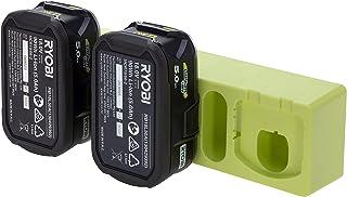 Ryobi 18V ONE+ 3 Slots High Impact Plastic Battery Holder