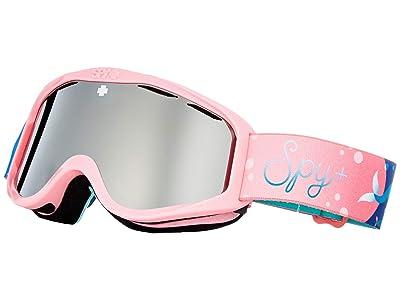 Spy Optic Cadet (Mermaid/Bronze/Silver Spectra Mirror) Goggles