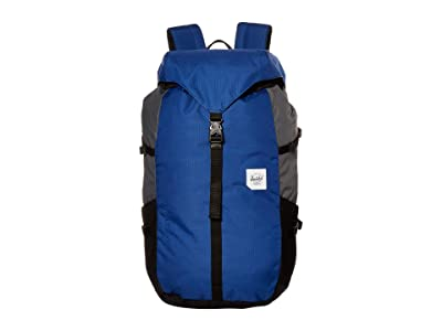 Herschel Supply Co. Barlow Large (Monaco Blue/Quiet Shade) Backpack Bags
