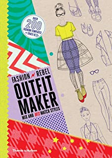Fashion Rebel Outfit Maker: Mix and Mismatch Styles!