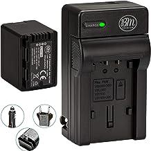 Sponsored Ad - BM Premium VW-VBT380 Battery and Battery Charger for Panasonic HC-V800K, HC-VX1K, HC-WXF1K, HCV510, HCV520,...