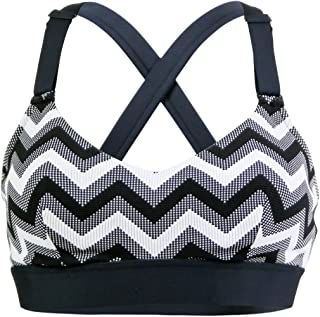 Seafolly Women's Horizon Luxe Active Bralette