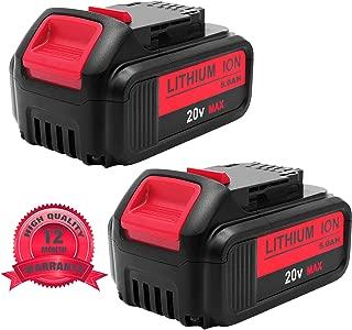 Batería de repuesto para cable Porter, 2 Ah, 20 V