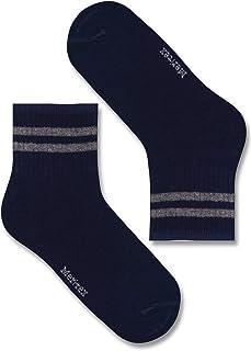 MERITEX, Sport - Calcetines cortos unisex (3 unidades)