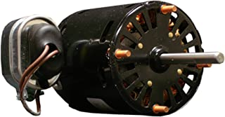 Fasco D1123 3.3-Inch Diameter PSC Motor, 1/15 HP, 208-230 Volts, 1550 RPM, 1 Speed, 0.5 Amps, CCW Rotation, Sleeve Bearing