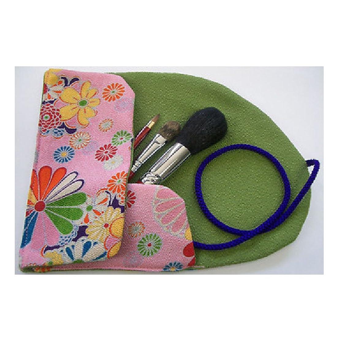 先行するハミングバード提案する熊野筆 Ai brush WA-3A/和風化粧筆セット