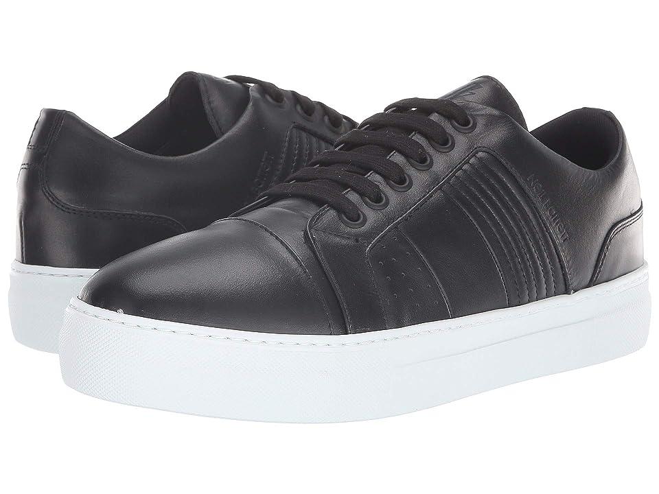 Neil Barrett Modernist City Sneaker (Black/White) Men