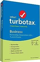 TurboTax Business 2019 Tax Software [PC Disc]