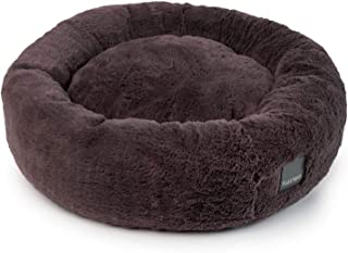 Fuzzyard Eskimo Bed, Truffle Grey, Medium