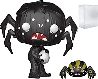 Funko Pop & Buddy Games: Don't Starve - Webber with Spider Vinyl Figure (Includes Pop Box Protector Case)