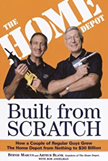 Built from Scratch: How a Couple of Regular Guys Grew the