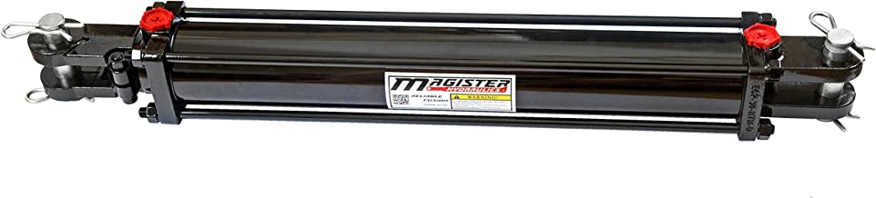 Tie-rod Hydraulic Cylinder Double Acting 2