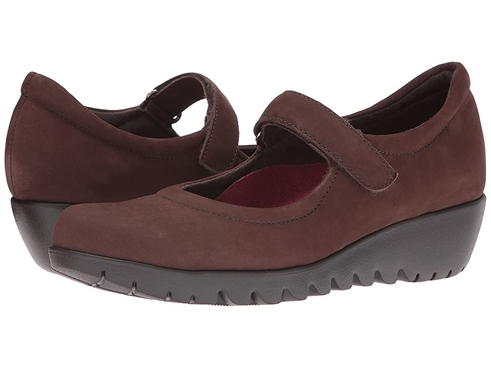 Munro Pia (Brown Nubuck) Women