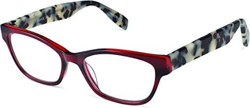 Devoe St - Round Trendy Fashion Reading Glasses for Men and Women