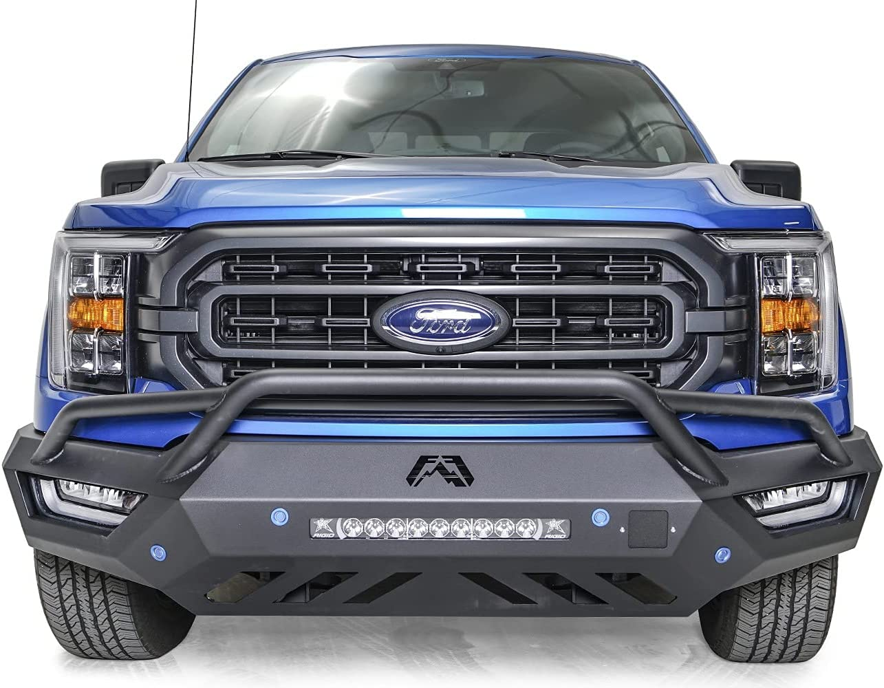 Fab Bombing free shipping Fours 21+ F150 BMPR W Max 81% OFF PRRNR Veng