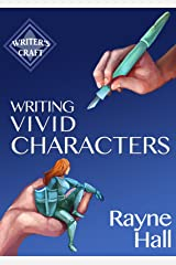 Writing Vivid Characters: Professional Techniques for Fiction Authors (Writer's Craft Book 18) (English Edition) Formato Kindle