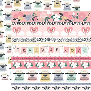 Echo Park Paper Company You & Me Double-Sided Cardstock 12