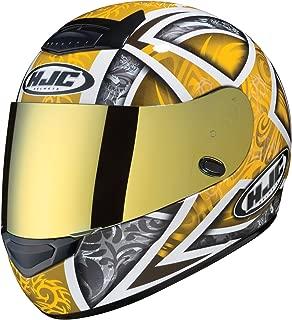Hjc Helmets Hj20M Pinlock Shield Gold