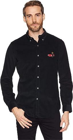 Corduroy Sportshirt