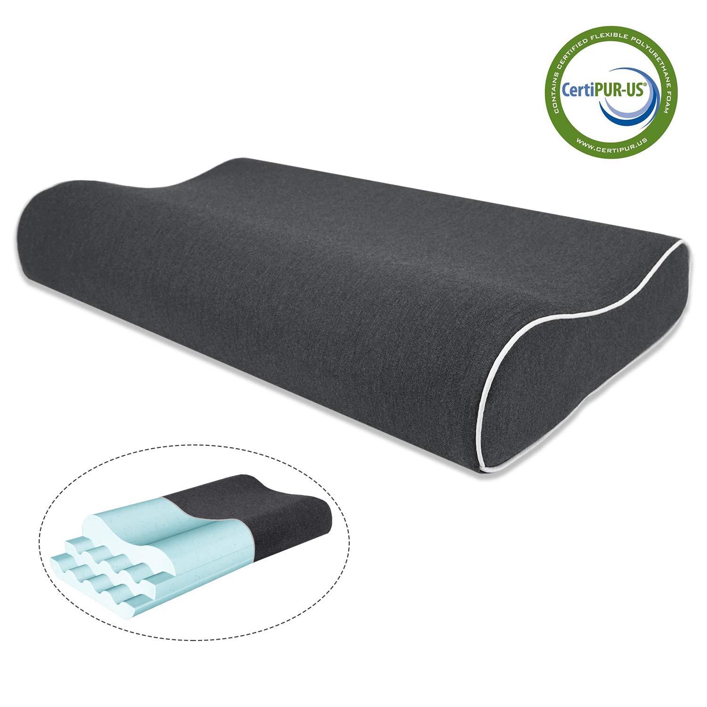 Mugetu Adjustable Cervical Supportive Sleepers
