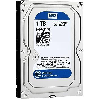 WESTERN DIGITAL 3.5インチ内蔵HDD 1TB SATA6.0Gb/s 7200rpm 64MB WD10EZEX
